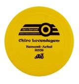 Frisbee met ringen (21 cm)
