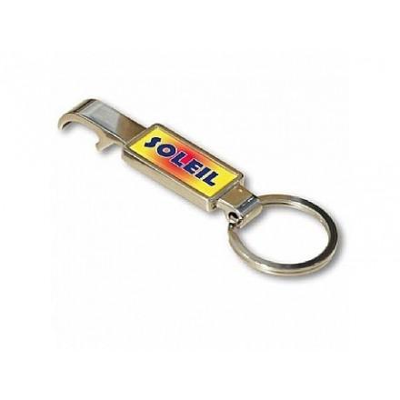 bedrukte sleutelhanger Open-it