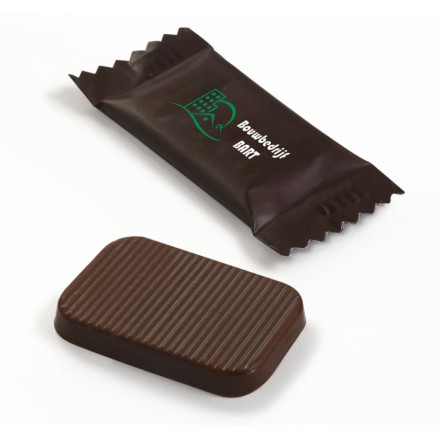 Mint chocolade in Flowpack