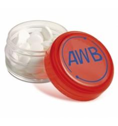 Bedrukt potje pepermunt | Mini Jar