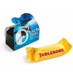 Toblerone in bedrukt doosje